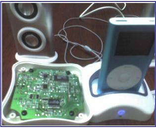ipod遥控音箱IC,ipod配件ic,ipod配件方案,ipod方案,软件开发,程序开发