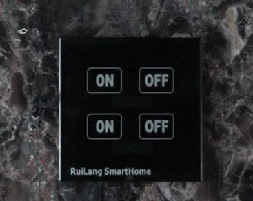JR3031_触摸墙体开关方案,触摸开关,触摸按键,触摸ic,触摸感应ic