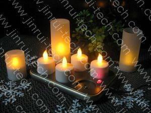 JR5208 JR5218A无线充电蜡烛,无线充电IC,无线充电方案,无线充电小夜灯