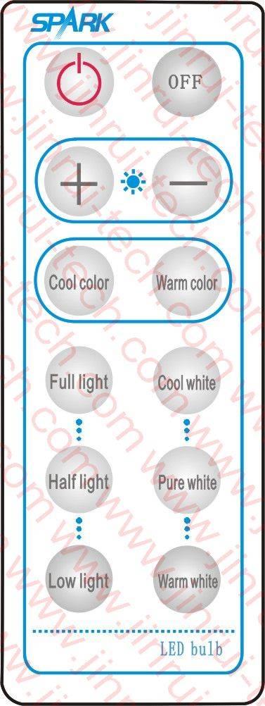 灯控遥控器、LED遥控器、RGB遥控器、调光遥控器、红外遥控器