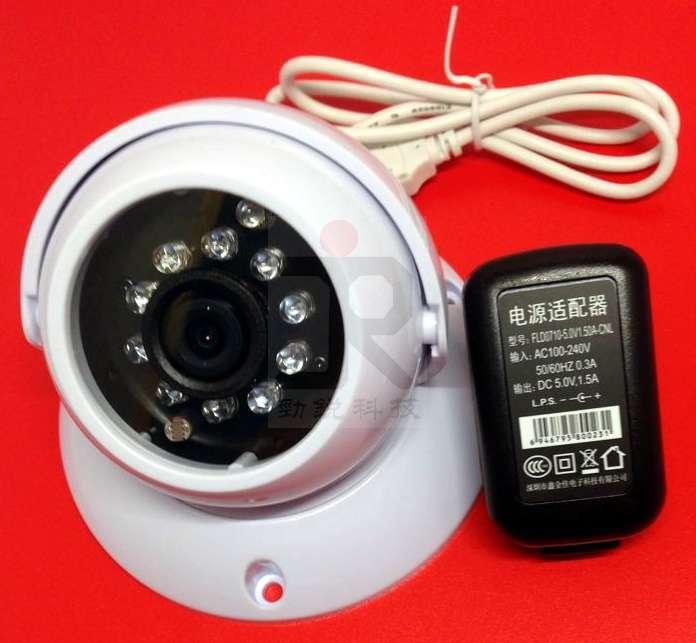 WiFiCAM010无线摄像头