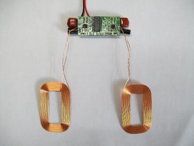 JR5108A锂电池无线充电发射PCBA