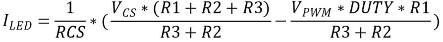 LED调光方案图公式1.png