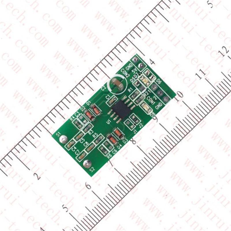 JRM1426--2 键(大面积金属)抗干扰触摸感应模块