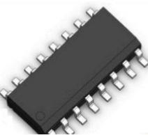 JR8908--8鍵觸控方案IC