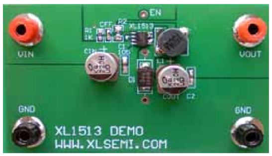 XL1513 DEMO BOARD MANUAL