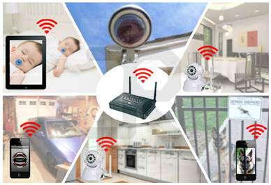 WiFiCAM008无线摄像头